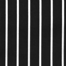 Butcher's Stripe Black